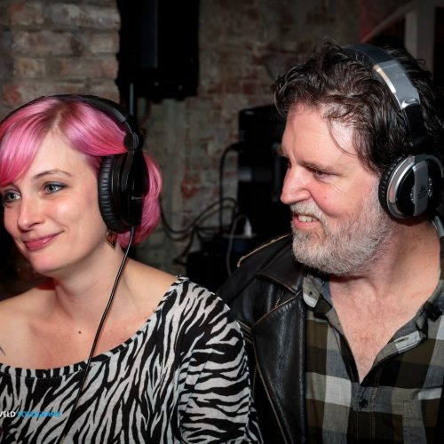 Parkroad Cafe Radio Interview (courtesy of Charles Groeneveld)